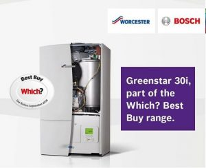 Worcester Bosch Greenstar 30i Boiler